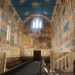Cappella degli Scrovegni a Padova, interno