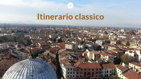 Itinerario classico Padova