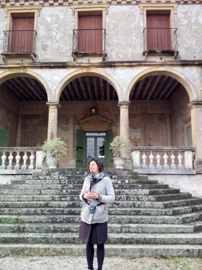 visita guidata Villa Roberti di Brugine