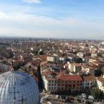 tetti di Padova dalla Basilica del Santo