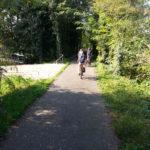 ciclabile Treviso-Ostiglia in autunno