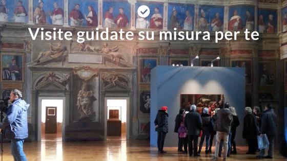 Padova, Palazzo Vescovile, salone dei Vescovi