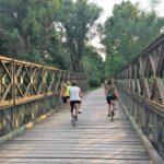 bici in Treviso-Ostiglia